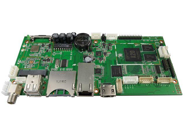 Embedded A20 moederbord