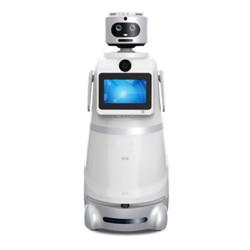 De Bank Service Robot