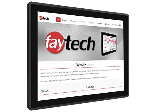 Nieuwe 19 inch capacitieve touch oplossingen