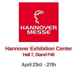 faytech bij Hannover Messe van 23 - 27 april 2018
