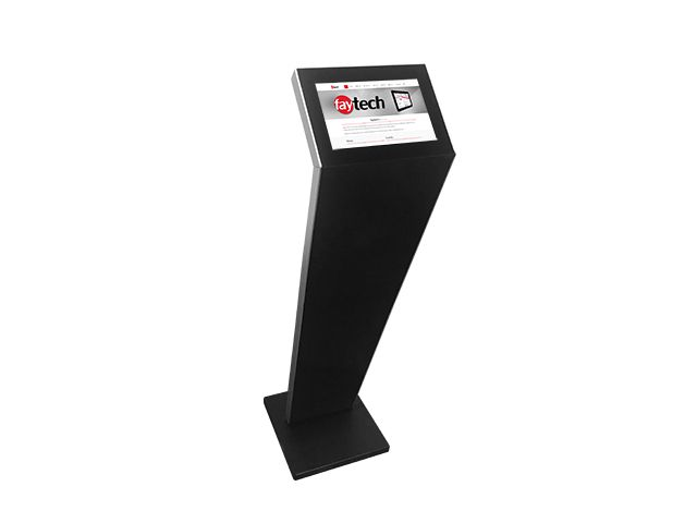 10,1 inch Embedded touch kiosk