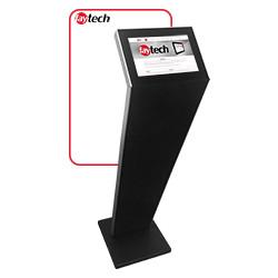 Introductie van de nieuwe embedded touch kiosk