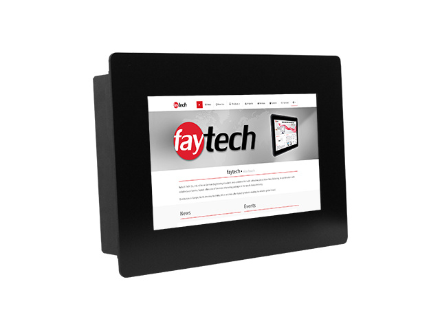 7 inch open frame capacitive touch monitor | faytech Nederland