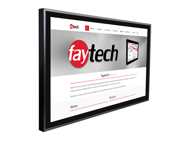 32 inch capacitive touch computer (N4200)