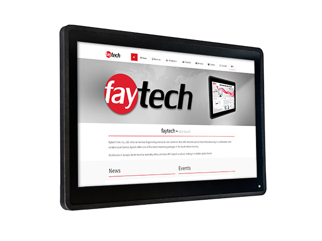 "15,6"" Capacitive Touch PC FT156I5CAPOB 
