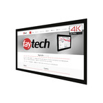 faytech 55 inch open frame capacitive 4K touch monitor FT55HDKTMCAPHBOB4K | faytech Nederland