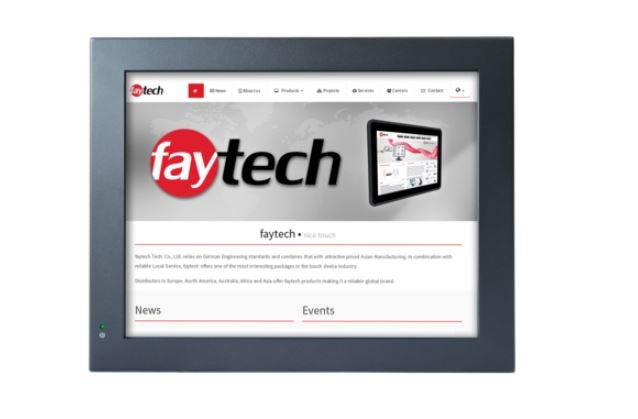 15 inch touchscreen computer N3550