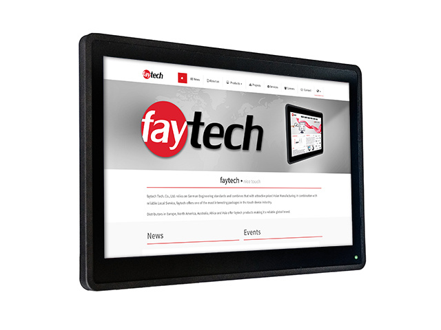 15,6 inch Capacitive Touch Monitor