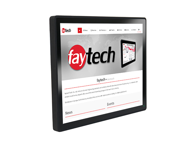 "17"" Capacitive Touch PC FT17I58G128GCAPOB 