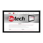 faytech 43 inch pcap touch computer J1900