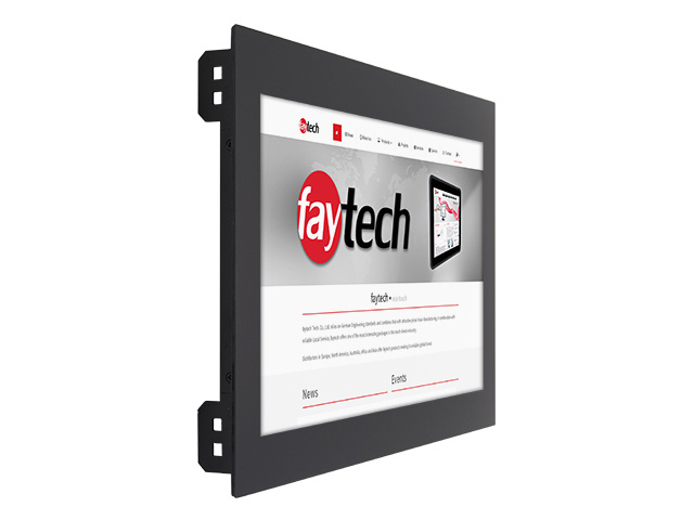 "15,6 "" open frame capacitive touch monitor 