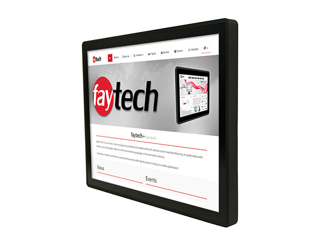17 inch capacitive touch monitor (OB)