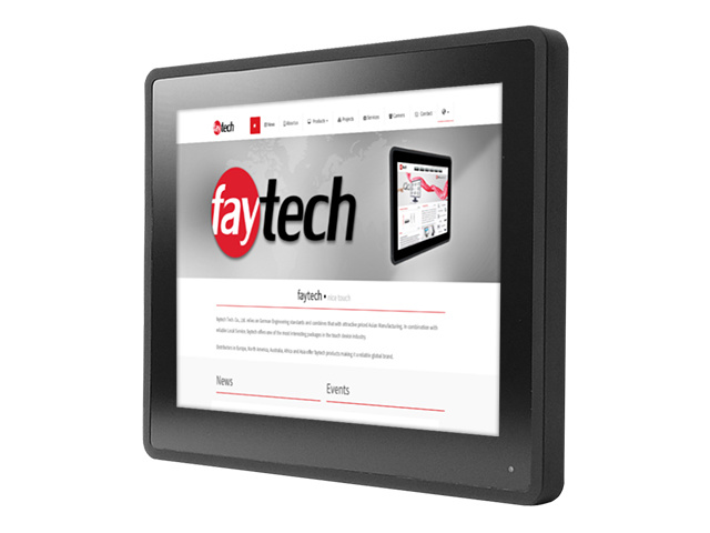faytech 12,1 Capacitive Touch CP