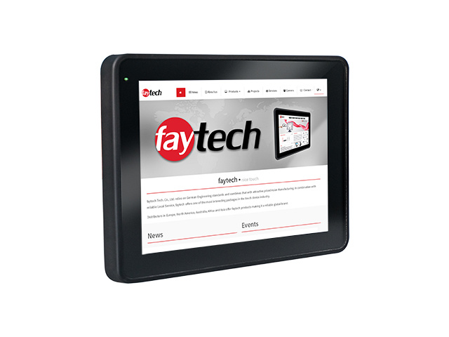 "10"" Capacitive Touch PC FT10I5CAPOB 