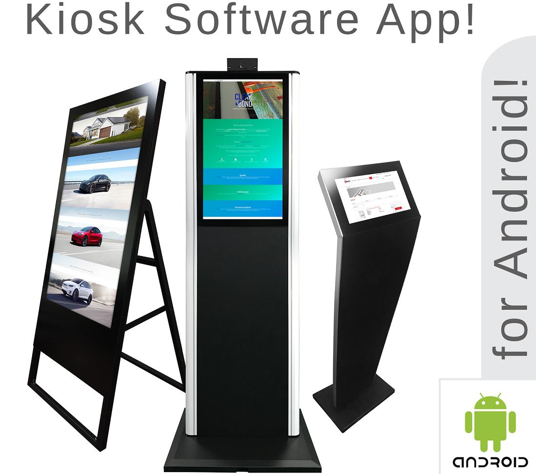 faytech Kiosk software App