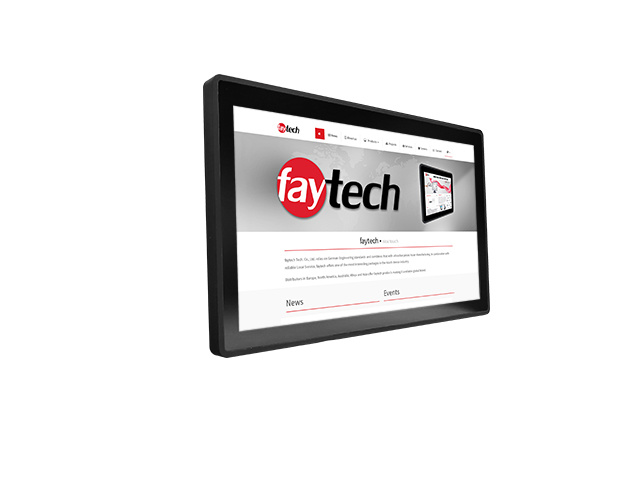 13,3 inch Capacitive touch computer N4200 | faytech Nederland FT133N4200CAPOB