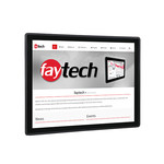 "faytech 17""Capacitive Touch PC (N4200)"