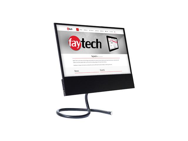 12,5 inch touch Lapscreen monitor    faytech Nederland
