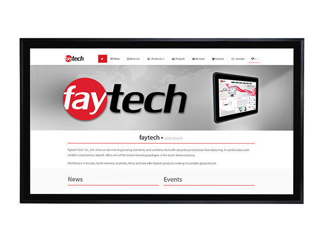 faytech 32 capacitive touch pc FT32I5CAPOB | faytech Nederland