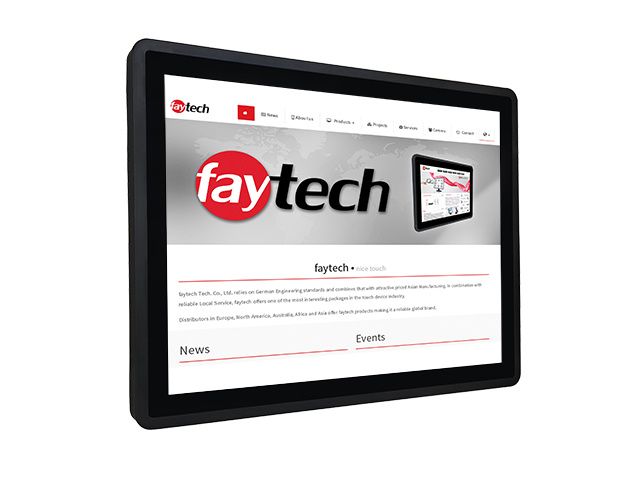 15 inch capacitive touch computer