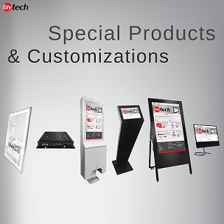 faytech's  Speciale producten en customizations