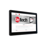 """faytech 15,6"""" Embedded Touch Computer (ARM V40)"""