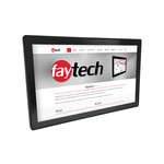 """faytech 24"""" Capacitive touch PC N4200, OB"""