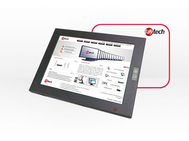 15 inch IP65 HB touch monitor FT15TMIP65