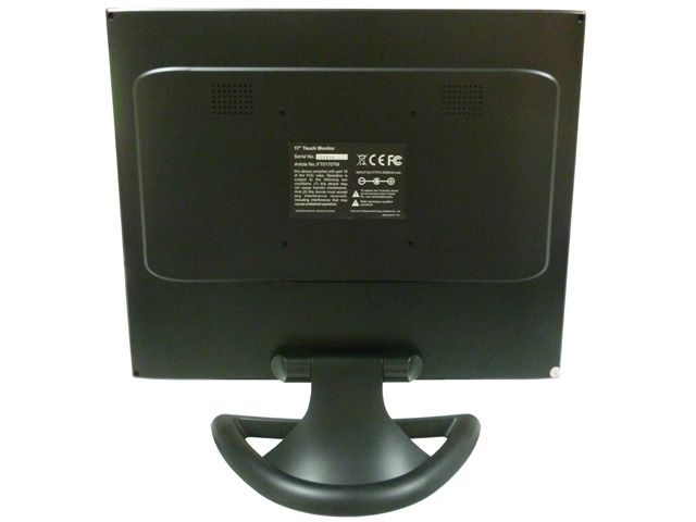17 inch resistive touch monitor FT17TMB