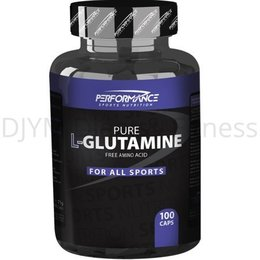 Performance Glutamine 100 caps