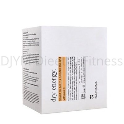 Rainpharma Dry Energy 150 caps