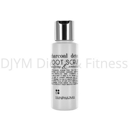 Rainpharma Rainpharma Charcoal Detox Foot Scrub 100ml