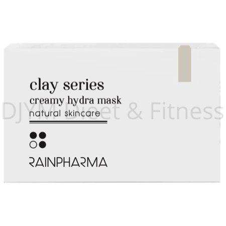 Rainpharma RainPharma Clay Series - Creamy Hydra Mask 50ml