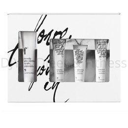 Rainpharma Promoset F2 - Friendly Silky Soothing Cream 50ml + Amazing Oil Cleanser 30 ml/Brightening Face Scrub 20ml/Dedicated Face Wash 30ml