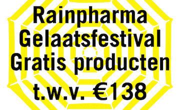 RainPharma Gelaatsfestival