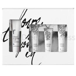 Rainpharma Promoset F3 - Fabulous Day & Night Moist 50ml + Amazing Oil Cleanser 30 ml/Brightening Face Scrub 20ml/Dedicated Face Wash 30ml
