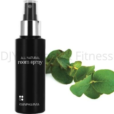 Rainpharma Room Spray Eucalyptus Zwart 100ml