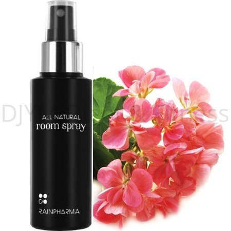 Rainpharma Rainpharma Room Spray Geranium Zwart