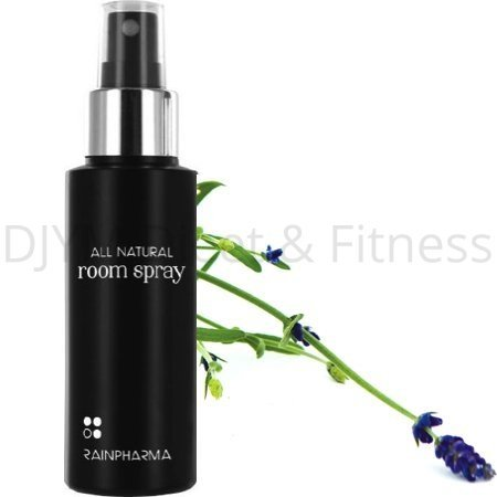 Rainpharma Rainpharma Room Spray Lavender Zwart