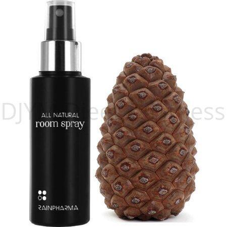 Rainpharma Rainpharma Room Spray Pine Zwart
