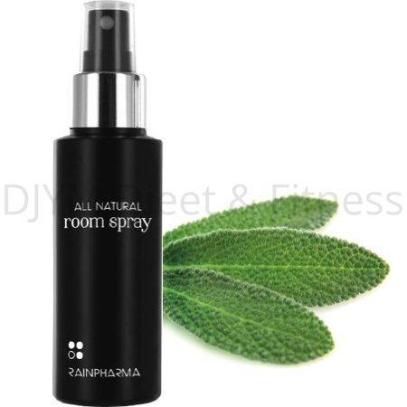 Rainpharma Rainpharma Room Spray Sage Zwart