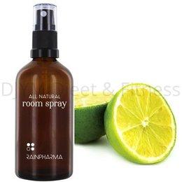 Rainpharma Room Spray Lime Glas 100ml