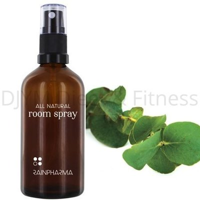 Rainpharma Room Spray Eucalyptus Glas 100ml