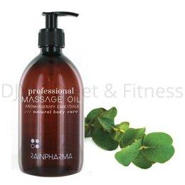 Rainpharma Massage Olie Eucalyptus 250ml