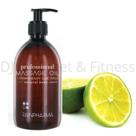 Rainpharma Rainpharma Massage Olie Lime 250ml