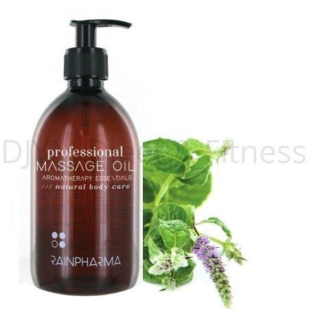 Rainpharma Rainpharma Massage Olie Peppermint 250ml