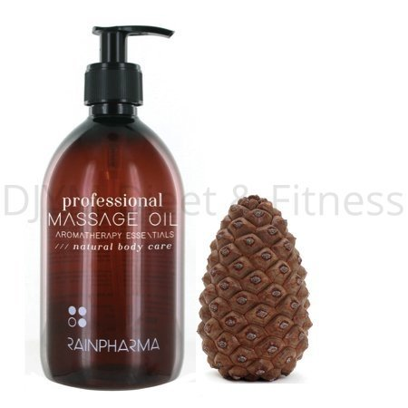 Rainpharma Rainpharma Massage Olie Pine 250ml