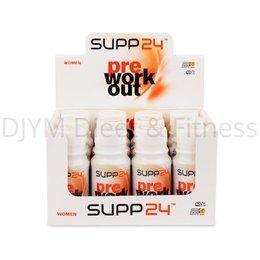 SUPP24 Pre Workout Shot WOMEN 12x60ml