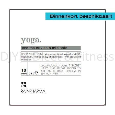 Rainpharma Rainpharma Yoga 10 zakjes