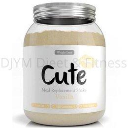 Cute Nutrition Maaltijdvervanger Vanille 500 gr